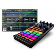 Native Instruments Traktor Kontrol F1 миди-контроллер
