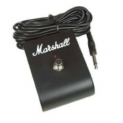 MARSHALL PEDL-00001 SINGLE FOOTSWITCH WITH STATUS LED ножной переключатель